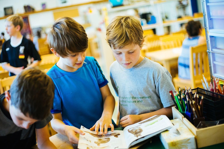 Academics - Elementary