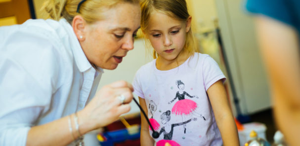 MONTESSORI PEDAGOGY_Students learn through what they do-square